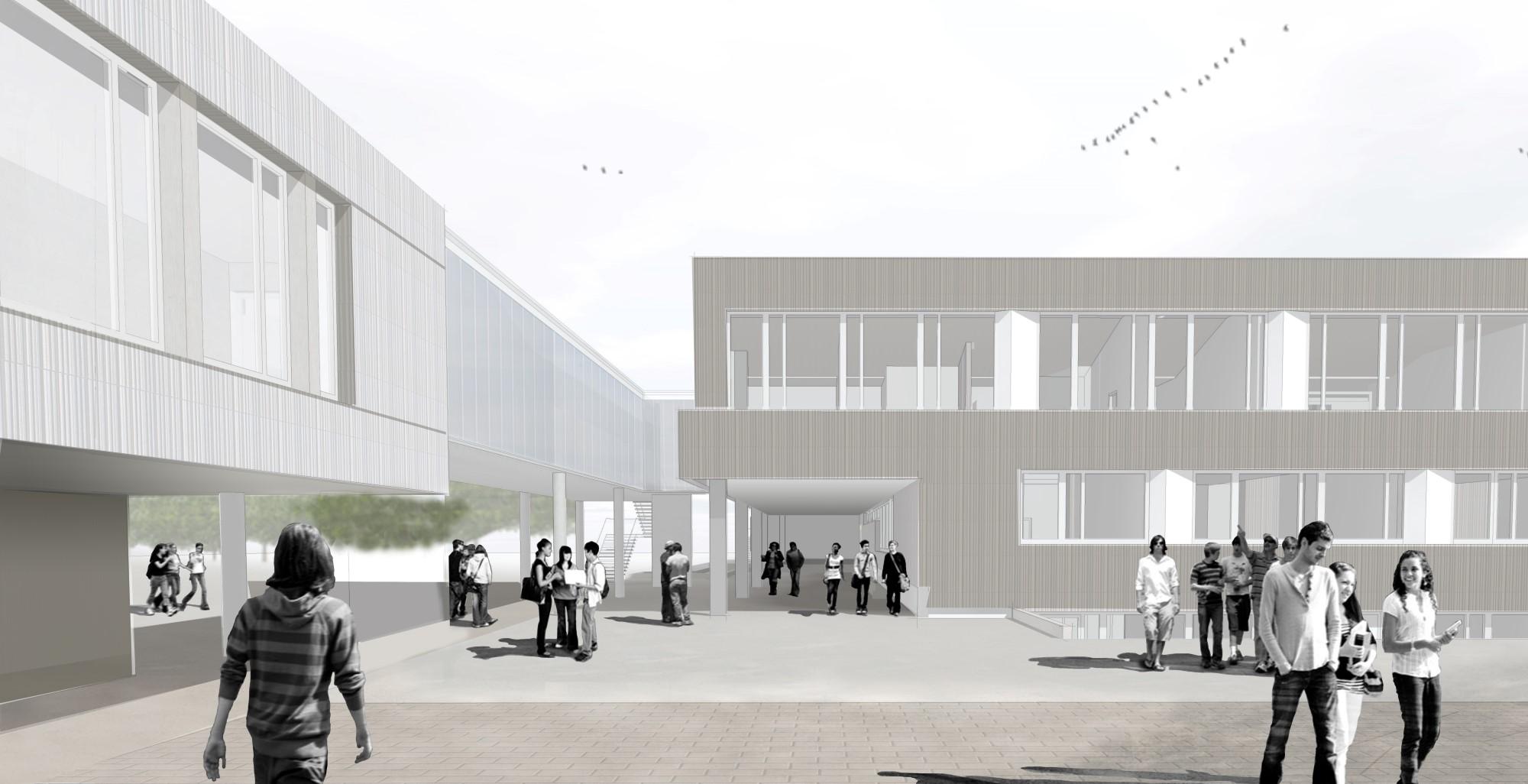 Visualisierung: Köhler Architekten
